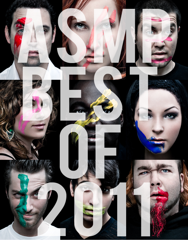 ASMP best of 2011 splash image