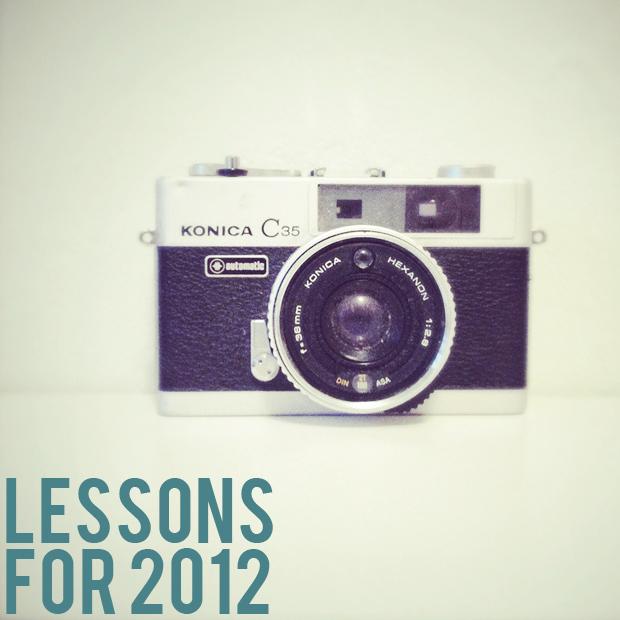 Vintage Konica Camera