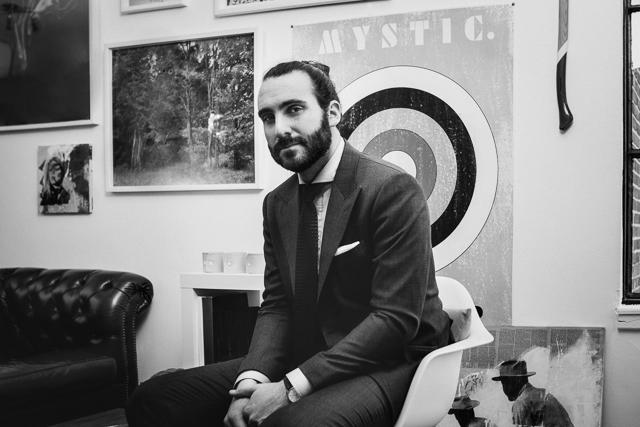 Jon Eisenberg of Bureau Menswear in Buffalo, NY