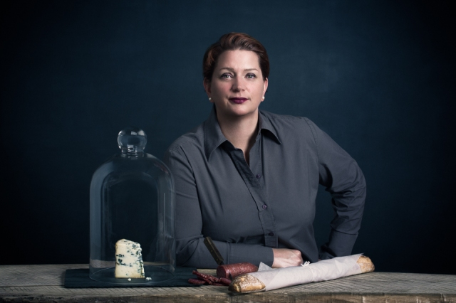 Jill Gedra Forster of Nickel City Cheese and Mercantile