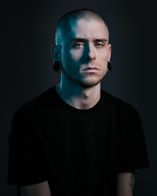 Phil Bozeman - Vocalist of Tennessee deathcore band Whitechapel