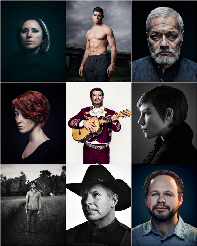 Everyday Portraits Portfolio