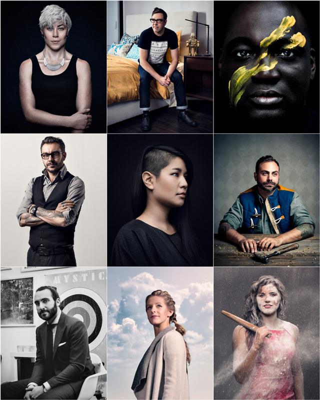 Creative Portraits Portfolio