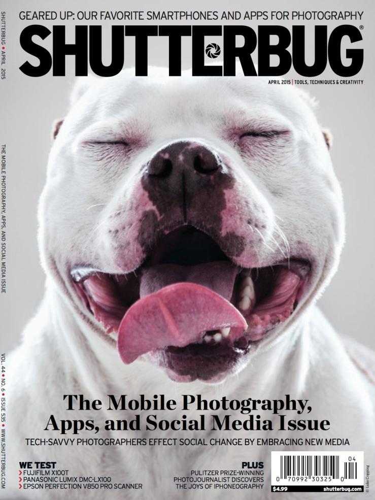 Shutterbug Cover