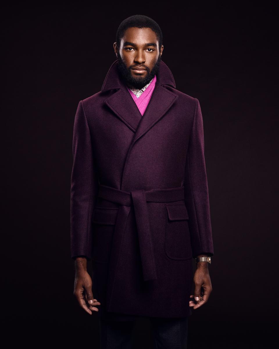 Elliott Douglas for Bureau Custom Menswear in Buffalo NY