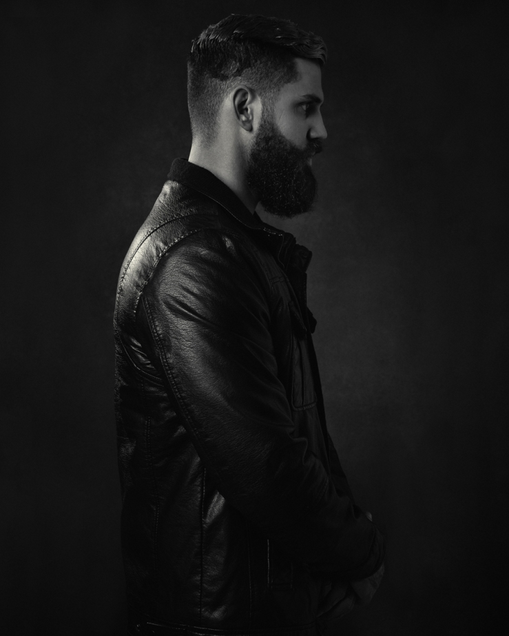 Musician Greg Stylizes