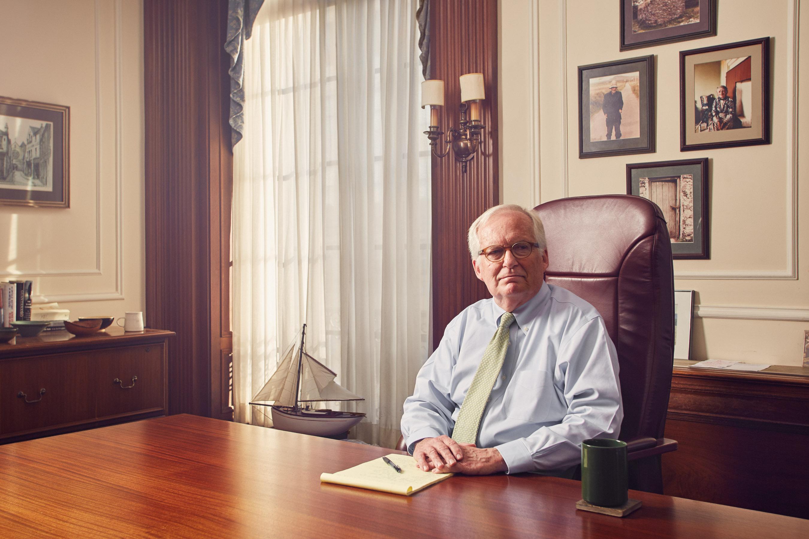 WNY Attorney James Harrington