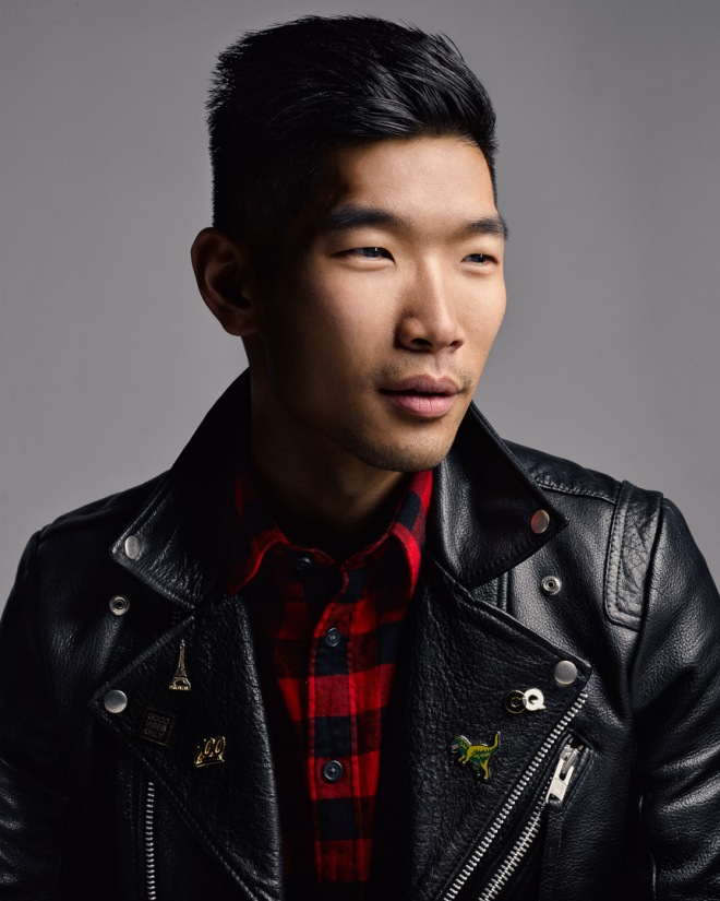 Levitate Style founder and featured GQ Insider Leo Chan