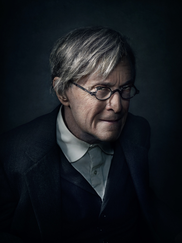 Buffalo NY photographer Luke Copping's portrait of Actor David Lundy as Seán Dóta from John B. Keane's Sive - currently running at buffalo's Irish Classical Theatre Company